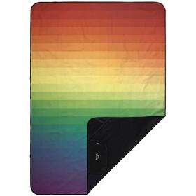 Rumpl Stash Mat, rainbow fade
